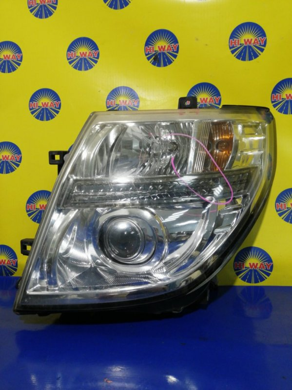 Фара Nissan Elgrand E51 100