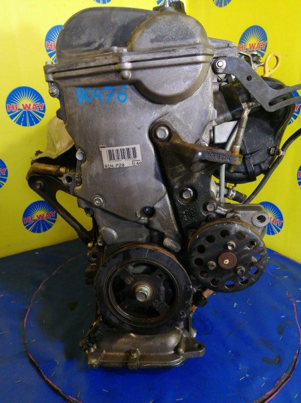 Двигатель Toyota Ractis NCP100 1NZ-FE 2005