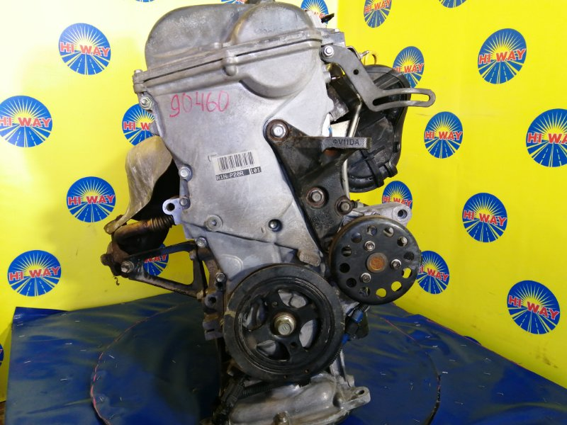 Двигатель Toyota Sienta NCP81 1NZ-FE 2005