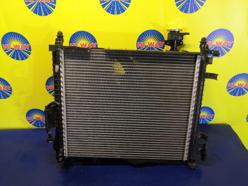 Радиатор двс Nissan Note E12 HR12DDR 2016