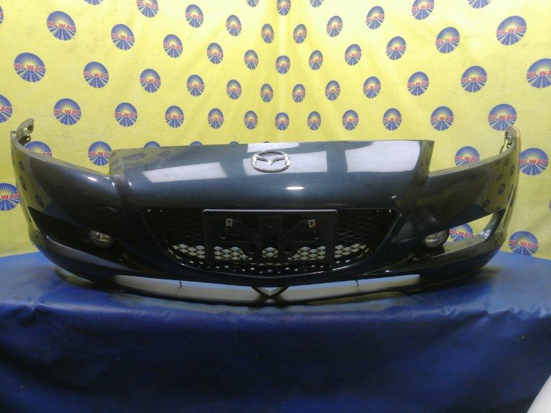Бампер Mazda Rx-8 SE3P 2003 передний
