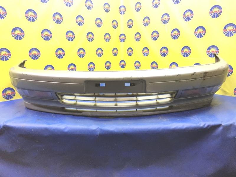 Бампер Nissan Presea PR10 SR18DE 1992 передний