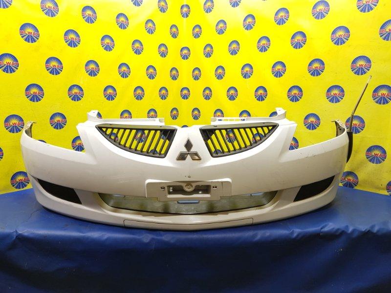 Бампер Ммс Lancer CS5W 2003 передний