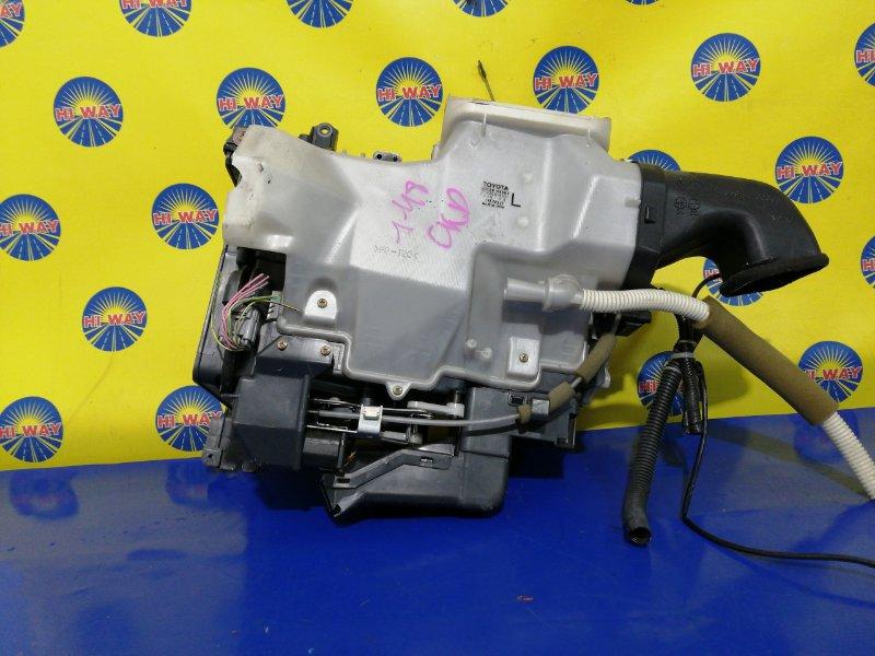 Корпус вентилятора отопителя Toyota Land Cruiser Prado KZJ95 1KZ-TE 2000 передний