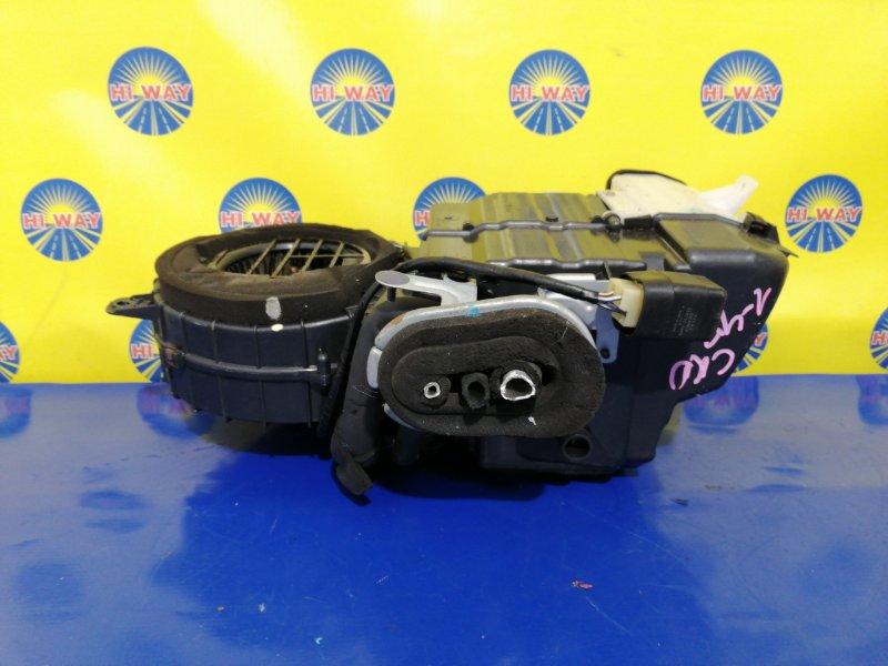 Корпус вентилятора отопителя Toyota Land Cruiser Prado KZJ95 1KZ-TE 2000 задний