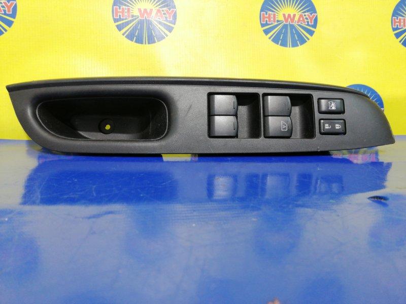 Блок управления стеклоподъемниками Nissan Note E12