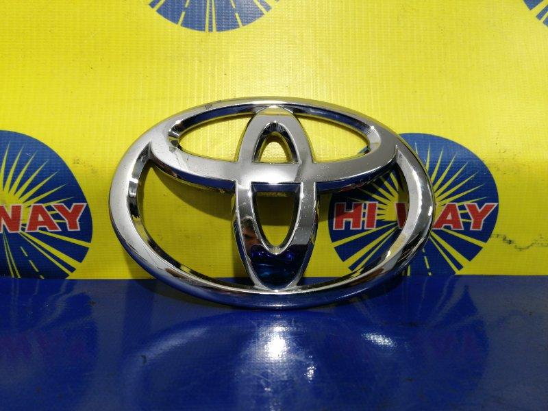 Эмблема Toyota Passo M700A