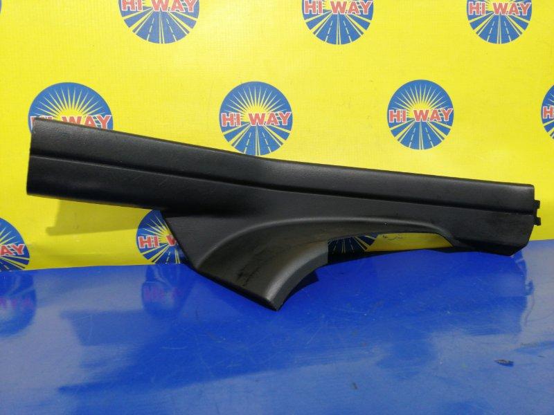 Накладка порога Bmw 318I E46 задняя правая
