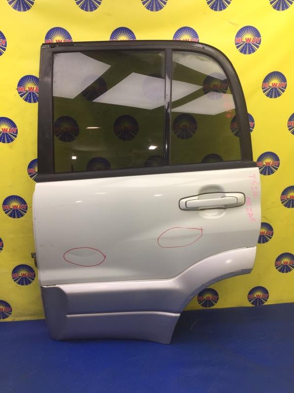 Дверь боковая Suzuki Grand Vitara TL52 1997 задняя левая