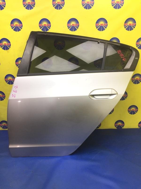 Дверь боковая Honda Insight ZE2 2009 задняя левая