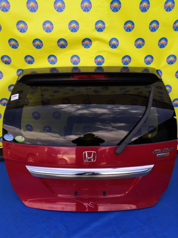 Дверь задняя Honda Edix BE1 2004 задняя