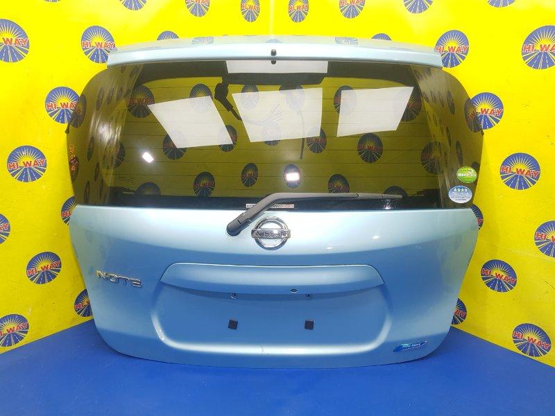 Дверь задняя Nissan Note E12 2012 задняя