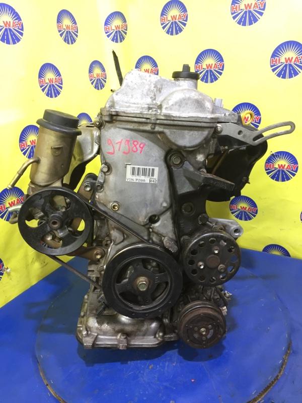 Двигатель Toyota Porte NNP11 1NZ-FE 2004