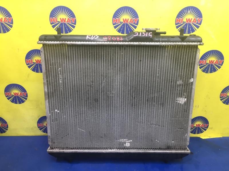 Радиатор двс Daihatsu Terios J131 EF-DET 1998
