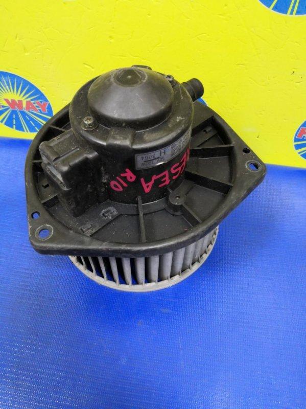 Моторчик печки Nissan Presea PR10 1990