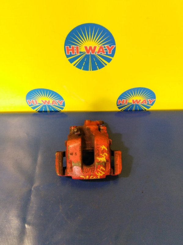 Суппорт Bmw 318I E46 N42B20A 2002 задний левый