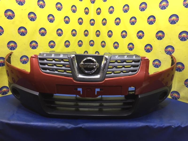 Бампер Nissan Dualis J10 2007 передний