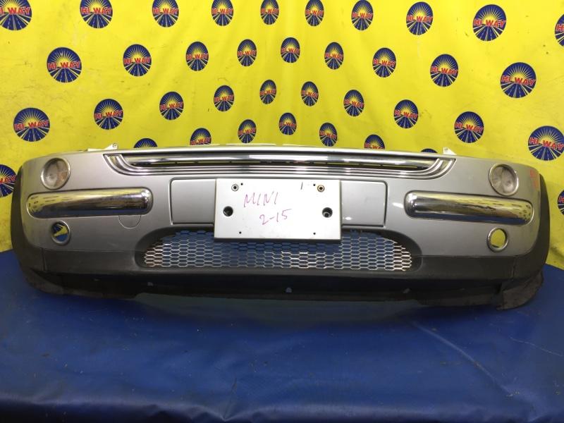 Бампер Mini Cooper R50 W10B16A 2001 передний