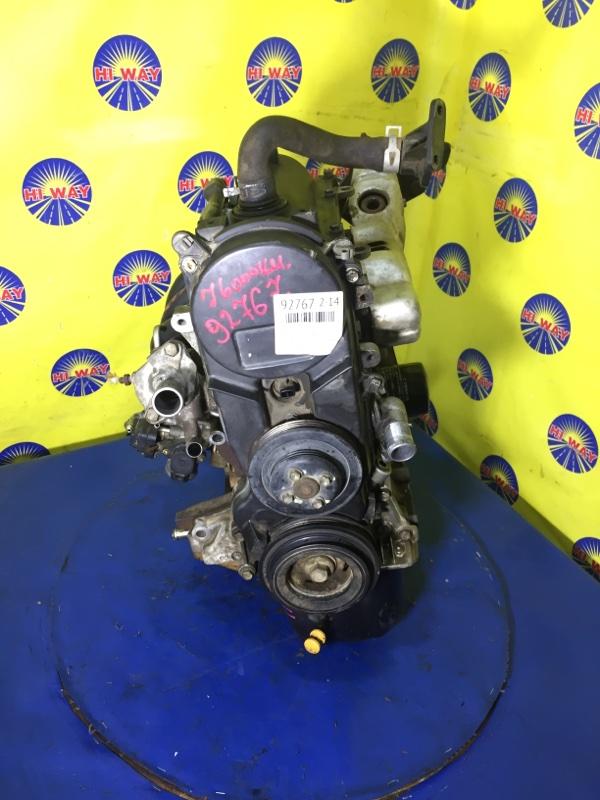 Двигатель Daihatsu Hijet S210P EF-SE 2001
