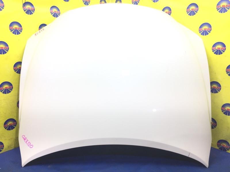 Капот Toyota Mark X GRX120 2004