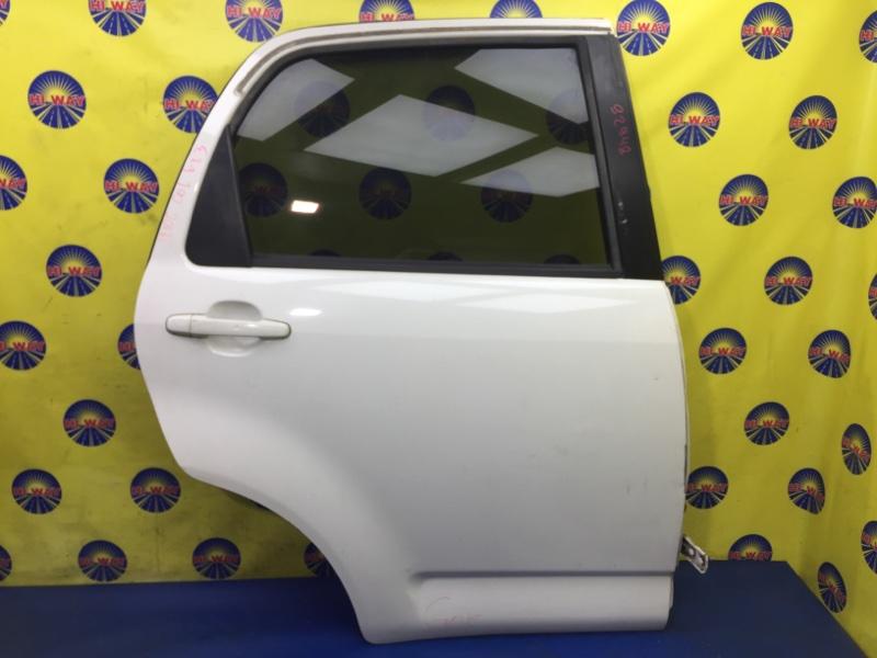 Дверь боковая Toyota Rush J210E 2006 задняя правая
