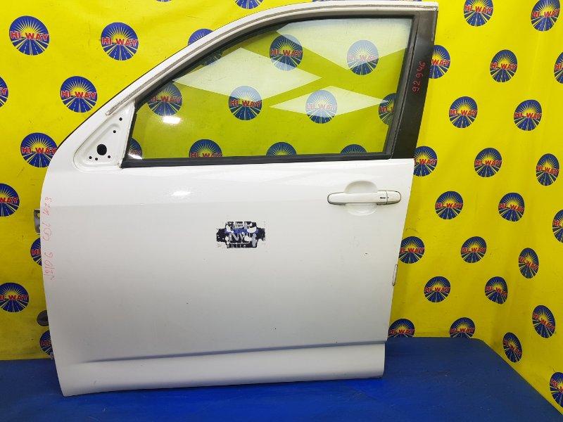 Дверь боковая Toyota Rush J210E 2006 передняя левая