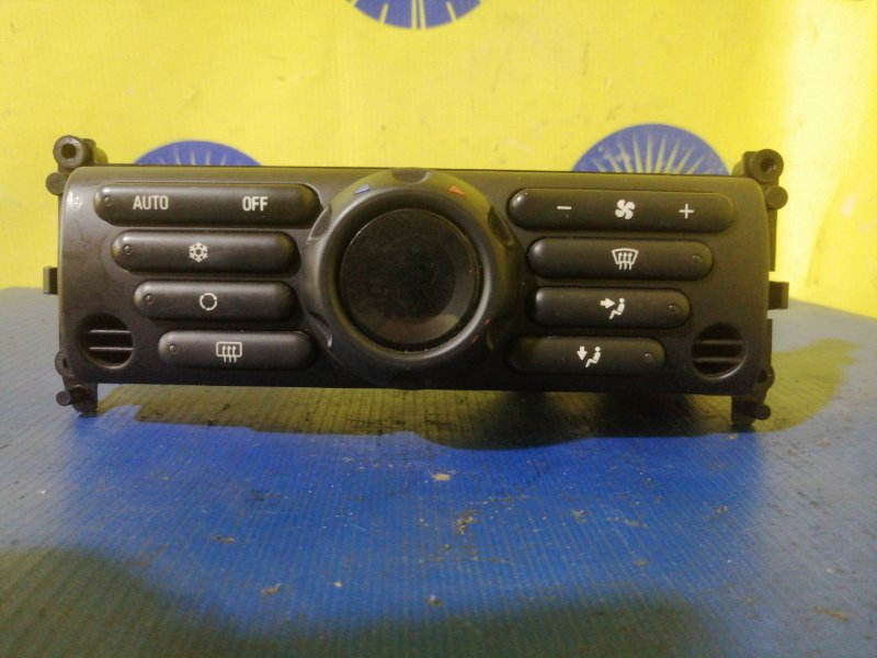 Блок управления климат-контролем Mini Cooper R50 W10B16A 2001