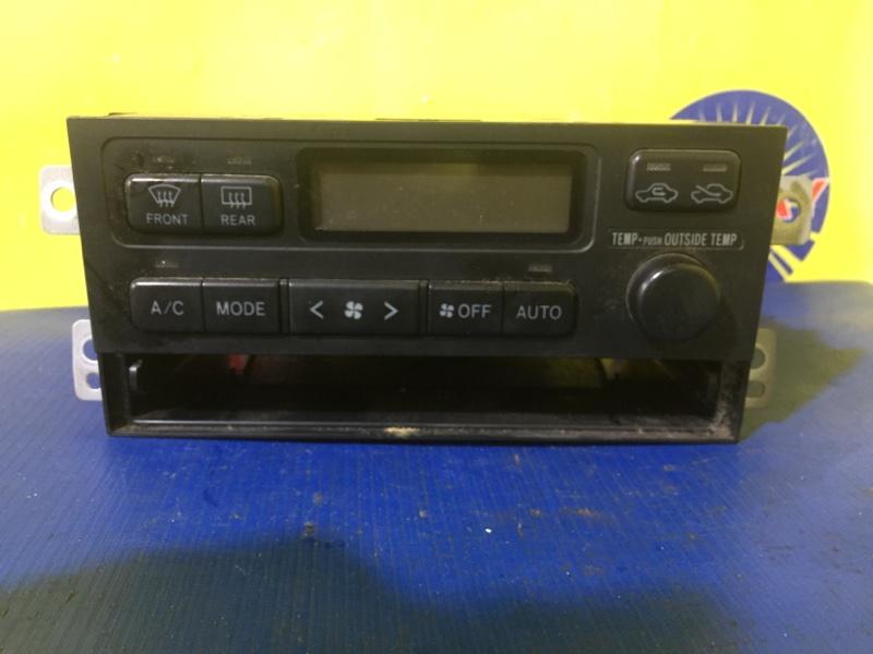 Блок управления климат-контролем Toyota Camry Gracia SXV20 1996