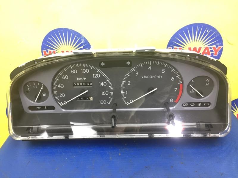 Комбинация приборов Nissan Presea PR10 SR18DE 1990