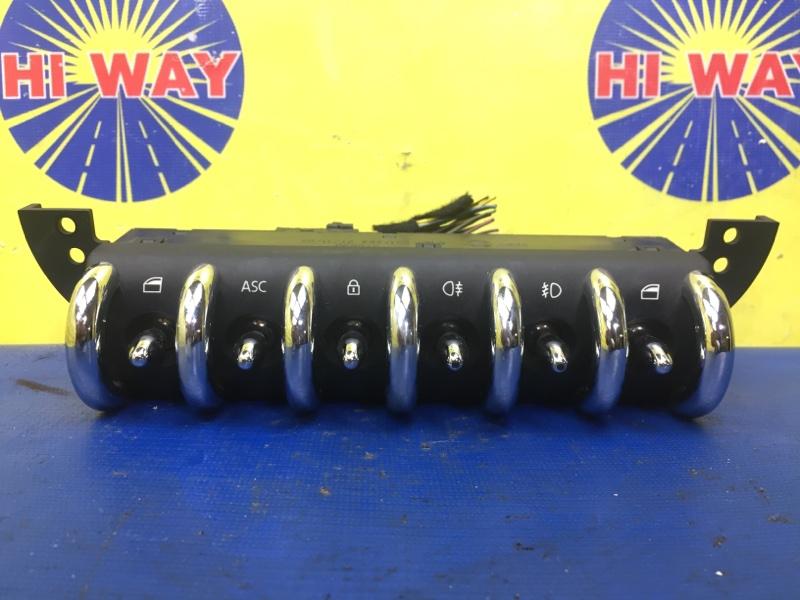 Кнопки в салон Mini Cooper R50 W10B16A 2001
