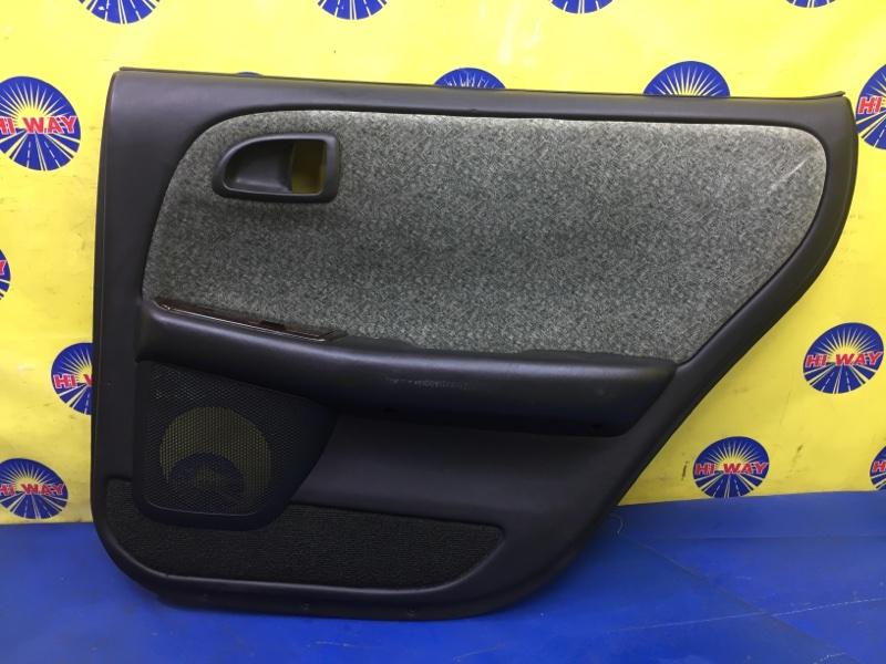 Обшивка двери Toyota Chaser X90 1992 задняя правая