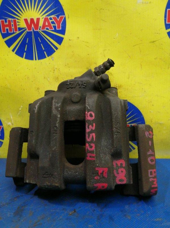 Суппорт Bmw 320I E90 N46B20BA 2004 передний правый