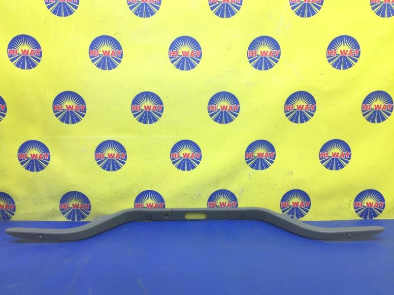 Порог багажника, накладка багажника Nissan Presea R11 GA15DE 1995 задний