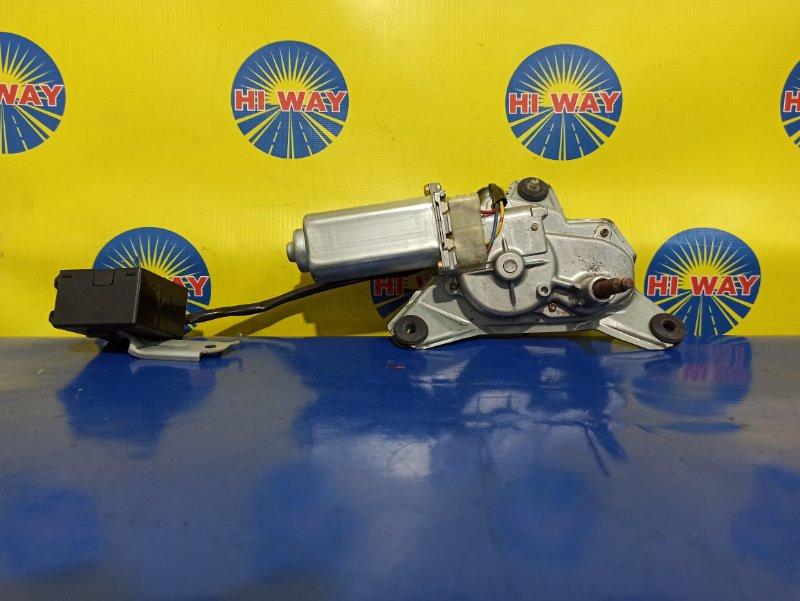 Моторчик дворников Toyota Gaia ACM10 задний