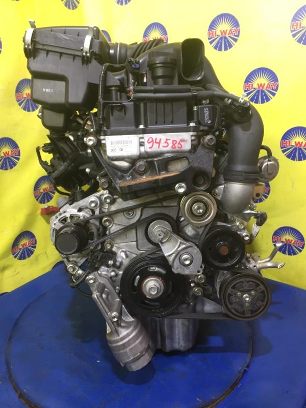 Двигатель Daihatsu Thor M900S 1KR-VET 2016