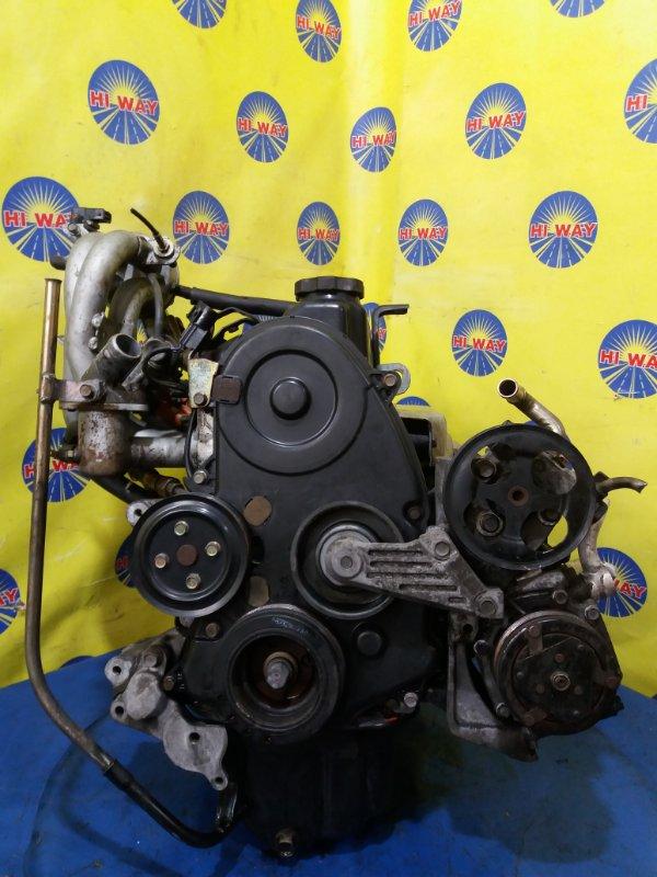 Двигатель Mmc Pajero Mini H53A 4A30 1994