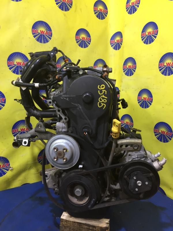 Двигатель Daihatsu Terios Kid J131G EF-DEM 2000