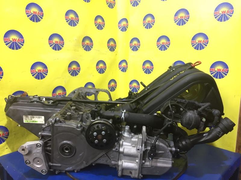 Двигатель Mercedes-Benz B180 T245.232 266.940 2005