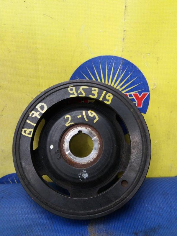 Шкив коленвала Mercedes-Benz B170 T245.232 266.940 2005