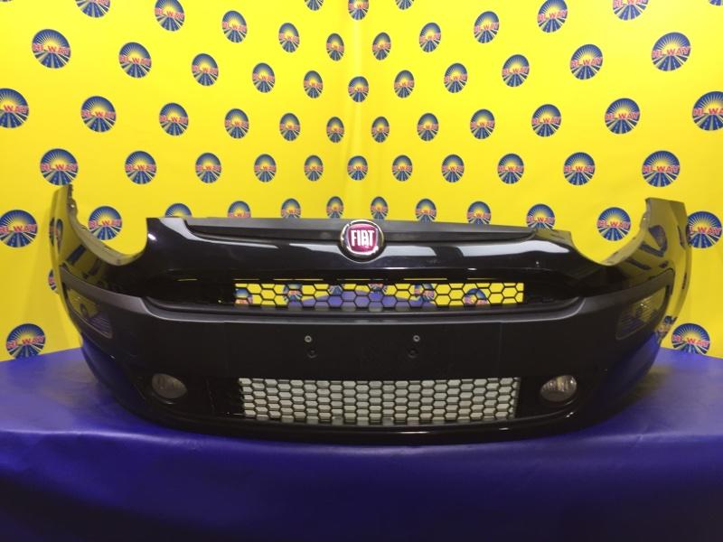 Бампер Fiat Punto 199 2012 передний