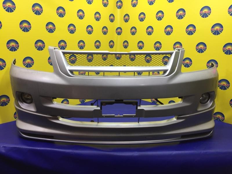 Бампер Toyota Noah AZR60G 2001 передний
