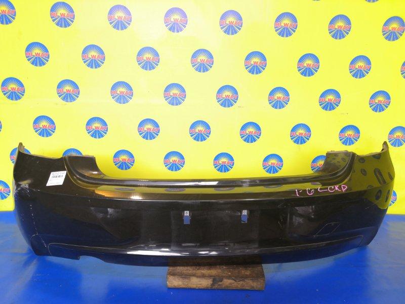 Бампер Bmw 116I F20 N13B16A 2011 задний