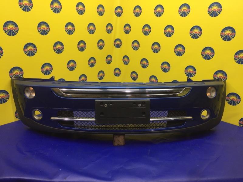 Бампер Mini Cooper R50 2001 передний