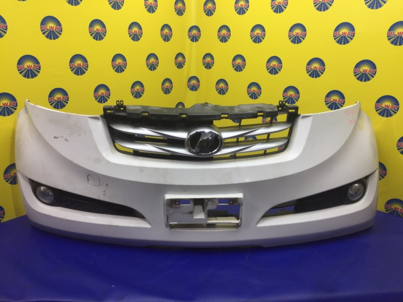 Бампер Toyota Bb QNC20 2005 передний