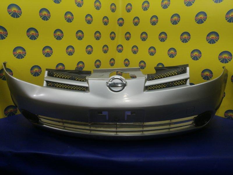 Бампер Nissan Note E11 2005 передний