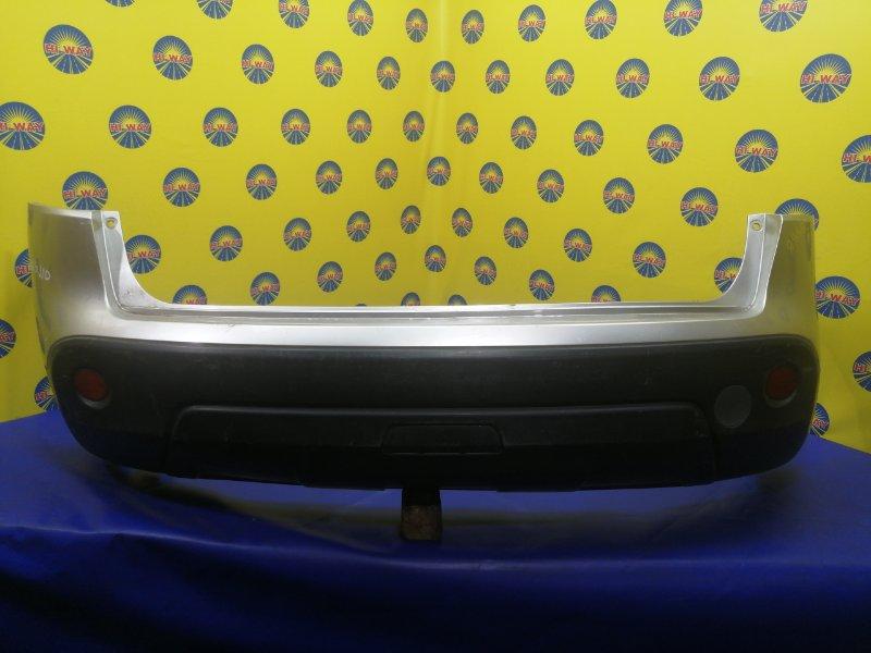Бампер Nissan Dualis J10 2006 задний