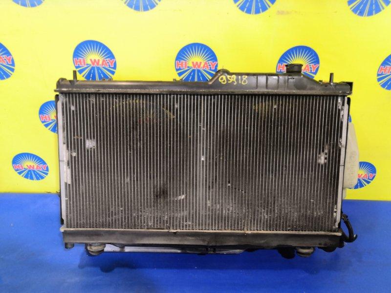 Радиатор двс Subaru Impreza GH2 EJ203