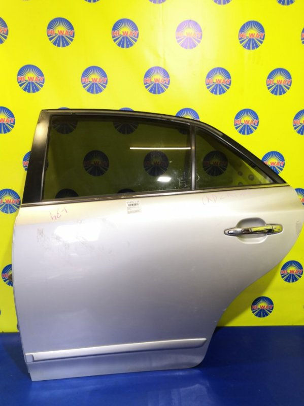 Дверь боковая Toyota Premio ZRT260 2ZR-FE 2007 задняя левая