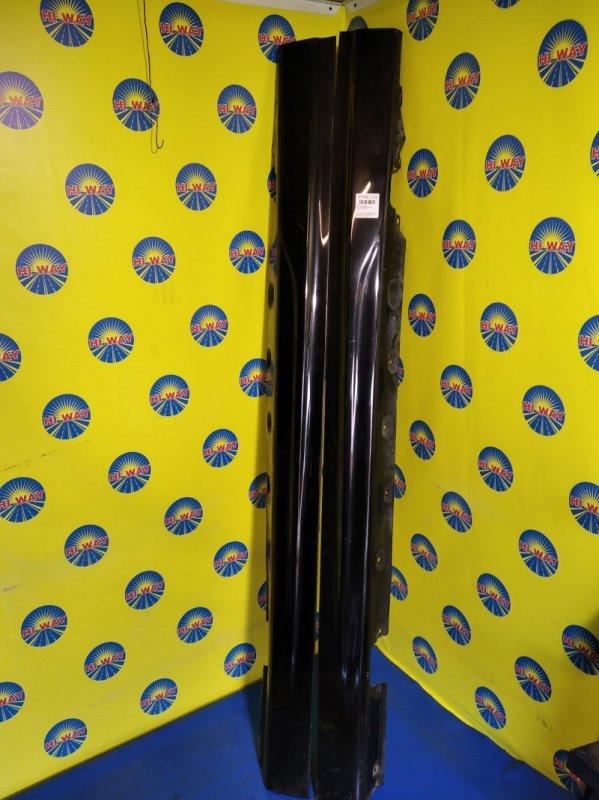 Порог пластиковый Bmw 318I318I E46 N42B20A 2001
