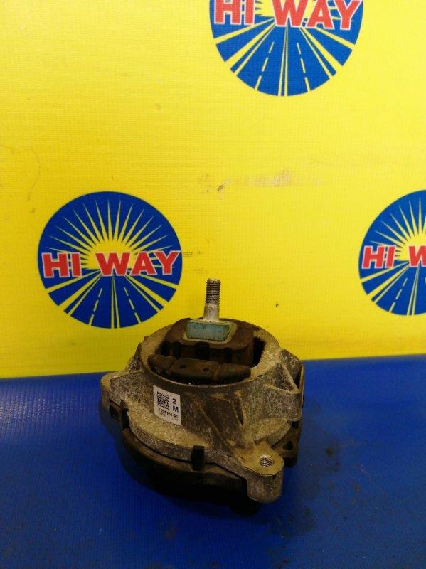 Подушка двигателя Bmw 116I F20 N13B16A 2011 левая